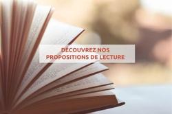 Découvrez nos propositions de lecture par catégorie