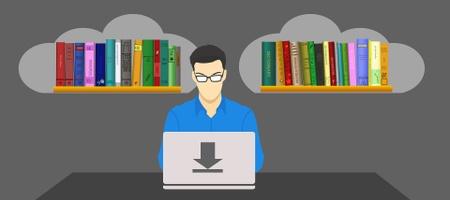 Atelier du samedi : télécharger des livres numériques