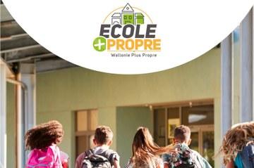 """Label """" Ecole plus propre"""" :l'école du Dr Cornet y travaille depuis 2018 !"""