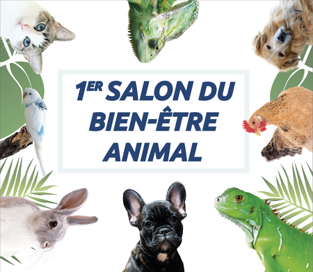 1er salon du bien-être animal !